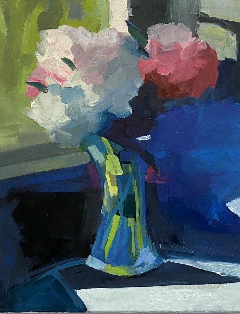 Mimi Jigarjian, By the Window, at Waltham Open Studios 2020