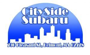Cityside Subaru of Belmont - 2020 Waltham Open Studios sponsor