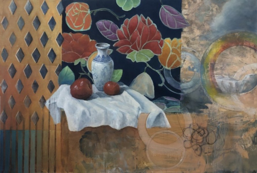 Table of Hope by Michael Wilson - Waltham Open Studios