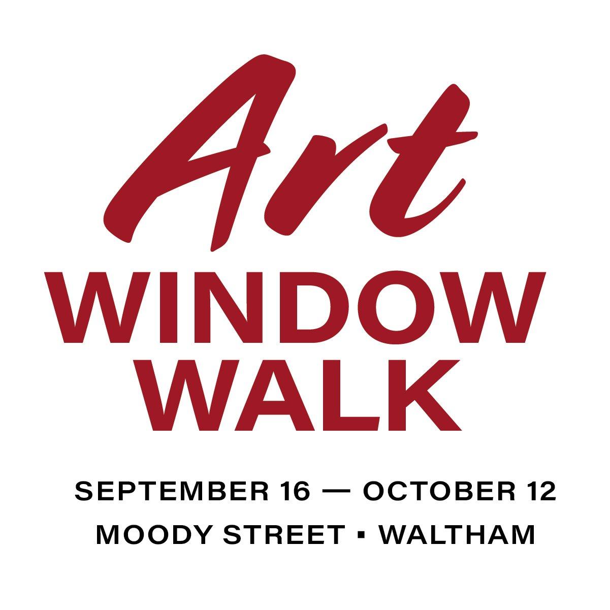 Waltham Window Art Walk
