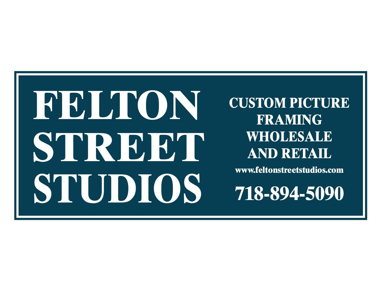 Felton Street framers sponsor Waltham Open Studios 21